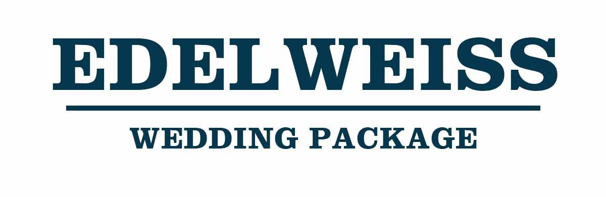 Edelweiss Wedding Package